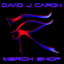 David J Caron Merchandise Design